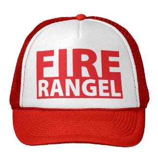 Fire Charles Rangel Mesh Hat