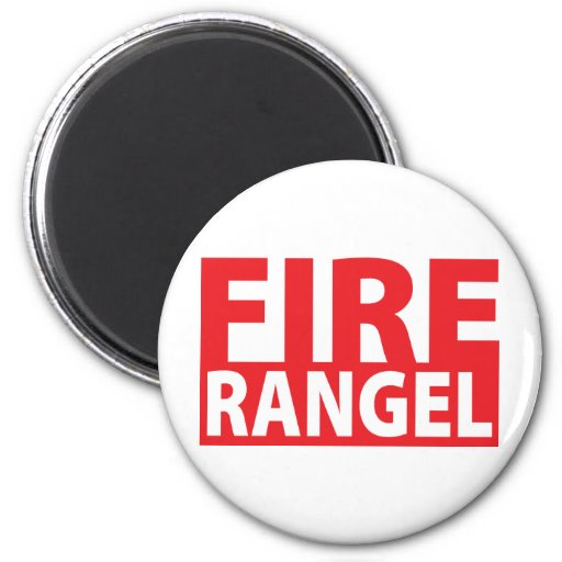 Fire Charles Rangel Magnets
