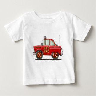 Fire Chief Car Firefighter Fireman T-shirt