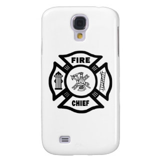 Fire Chief Samsung Galaxy S4 Cover