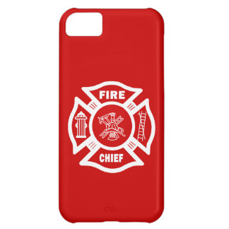 Fire Chief Cover For iPhone 5C