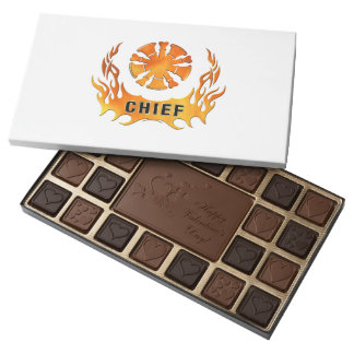 Fire Chief Flames Assorted Chocolates