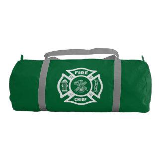 Fire Chief Gym Bag