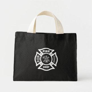 Fire Chief Mini Tote Bag