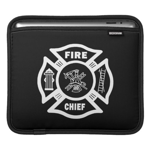 Fire Chief Sleeve For iPads