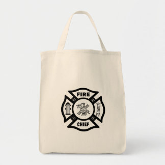 Fire Chief Tote Bag
