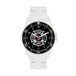 Fire Chief Wrist Watch