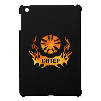 Fire Chiefs Flames iPad Mini Covers