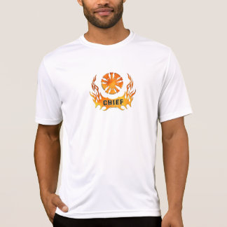 Fire Chief's Flames T-Shirt