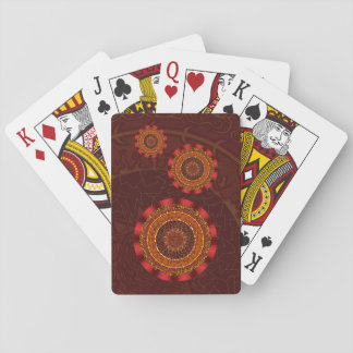 Fire Classic Playing Cards