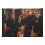 Fire Cloth Placemat