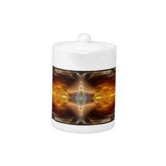 Fire Cove Teapot