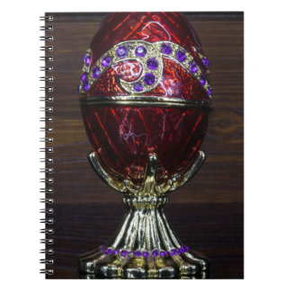Fire Cradle egg Notebook