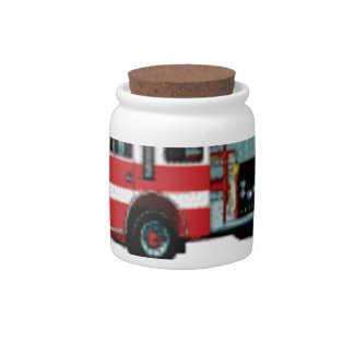 fire crew rig candy jars