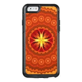 Fire Cross Mandala OtterBox iPhone 6/6s Case