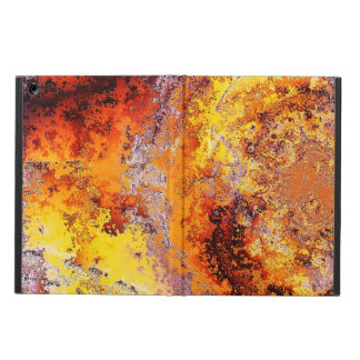Fire Damaged iPad Air Covers