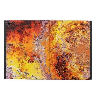 Fire Damaged iPad Air Cover