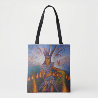 Fire dancer - Dancer bag