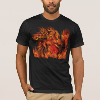 Fire Dancer T-Shirt