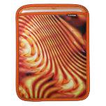 Fire de waves funda para iPads