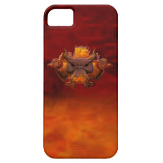 Fire Demon iPhone 5 Cases