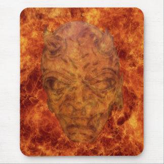 Fire Demon Mousepad