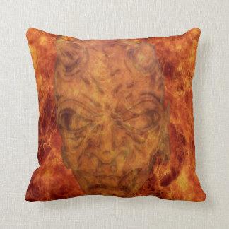Fire Demon Reversible Pillow