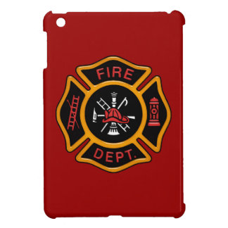 Fire Department Badge Cover For The iPad Mini