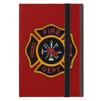 Fire Department Badge iPad Mini Covers