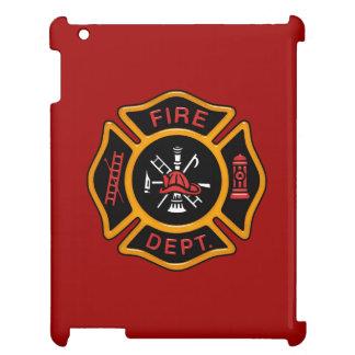 Fire Department Badge iPad Cases