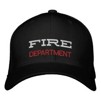 FIRE, DEPARTMENT BASEBALL CAP