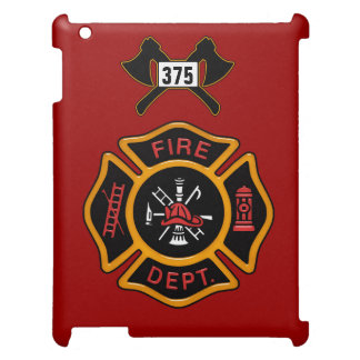 Fire Department Case For The iPad 2 3 4
