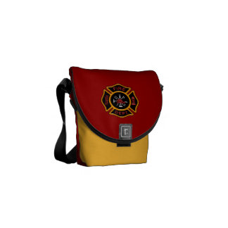 Fire Department Courier Bag