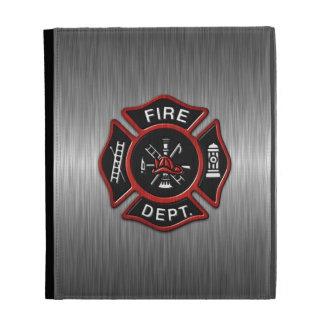Fire Department Deluxe iPad Case