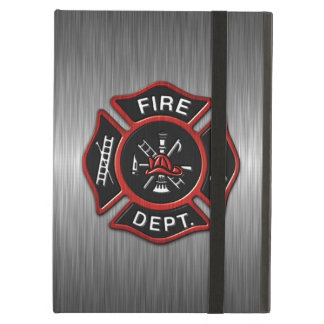 Fire Department Deluxe Case For iPad Air