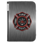 Fire Department Deluxe Case For The Kindle