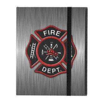 Fire Department Deluxe iPad Folio Cases