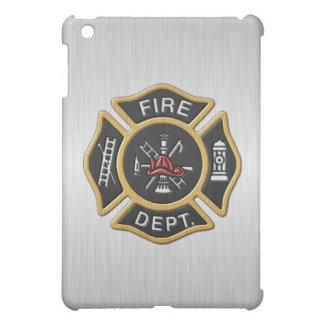 Fire Department Deluxe iPad Mini Cover