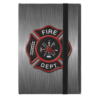 Fire Department Deluxe iPad Mini Cover