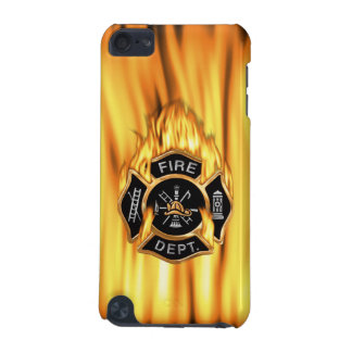 Fire Department Flames iPod Touch 5G Case