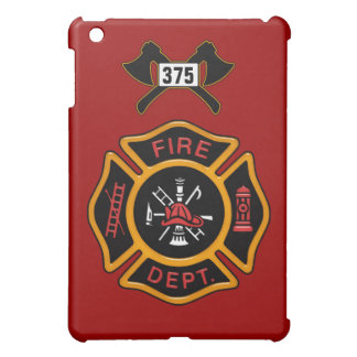 Fire Department iPad Mini Covers