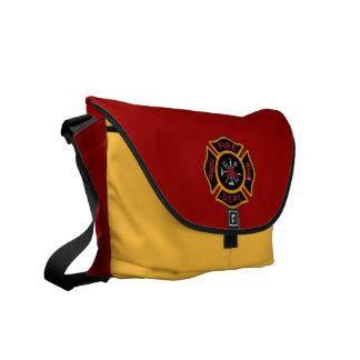 Fire Department Messenger Bag