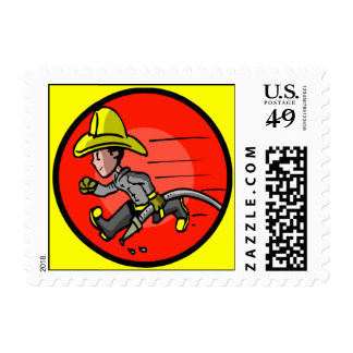 Fire Department Postage
