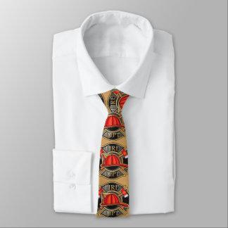 Fire Department Tie