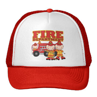 Fire Department Tshirts and Gifts Trucker Hat