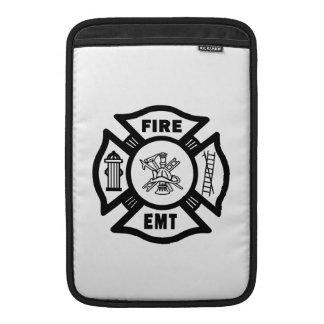 Fire Dept EMT MacBook Sleeve