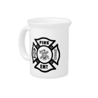 Fire Dept EMT Pitcher