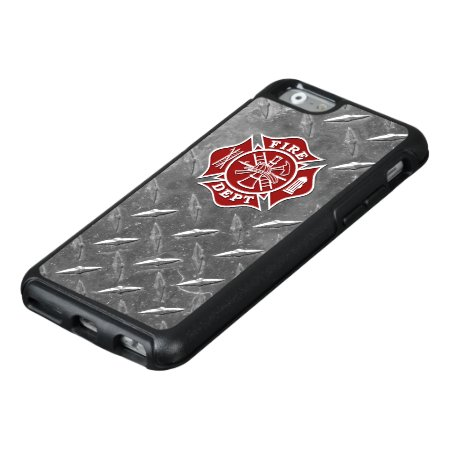 Fire Dept Maltese Cross Otterbox Iphone 6/6s