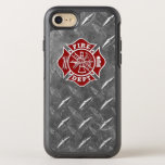 Fire Dept Maltese Cross Otterbox Iphone 6/6s at Zazzle