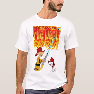 Fire Dept Rochester T-Shirt